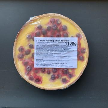 Pudding-Kirsch-Kuchen