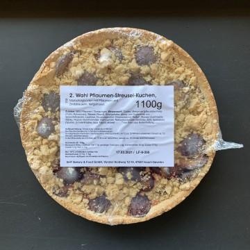 Plaufmen-Streusel-Kuchen