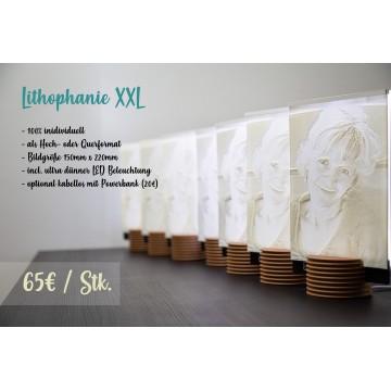 Lithophanie XXL