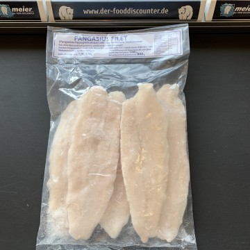 Pangasius Filet 1000g