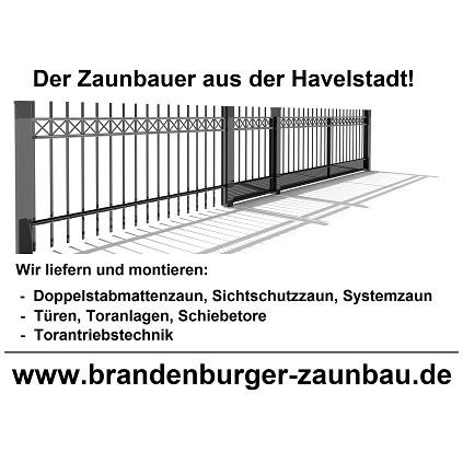 Brandenburger-Zaunbau
